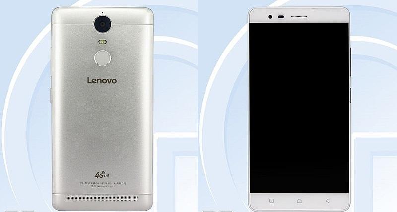 Lenovo K5 NOte  bộ nhớ trong 16GB, khe cắm thẻ microSD