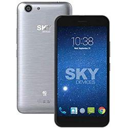 Entfernen Sie  SIM-Lock mit einem Code Sky 5.0lt
