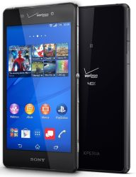 Entfernen Sie Sony SIM-Lock mit einem Code Sony Xperia Z3v