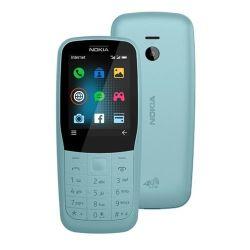 Entfernen Sie Nokia SIM-Lock mit einem Code Nokia 220 4G