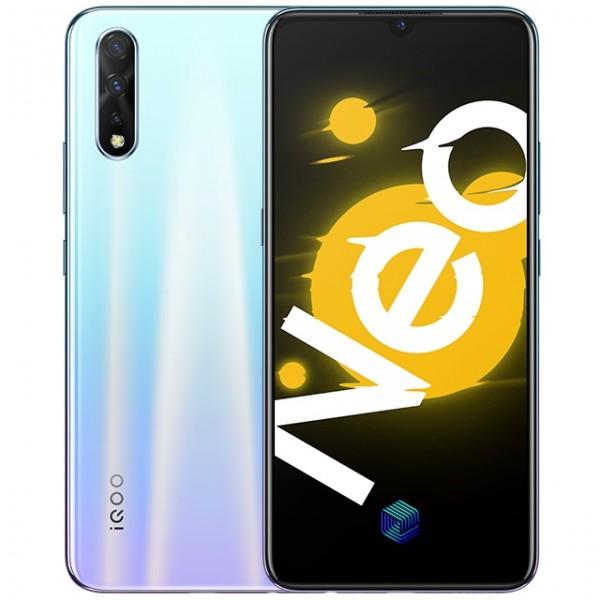 vivo iQOO Neo 855 Racing Edition wurde mit Snapdragon 855+ und 33 W Schnellladung angekündigt