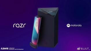Motorola neckt 13. November Enthüllung des faltbaren RAZR 2019