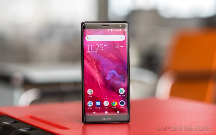 Sony Xperia XZ2 langfristige Überprüfung