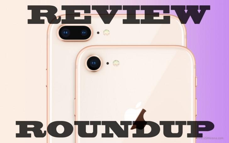 Apple iPhone 8 und 8 Plus Bewertung Roundup