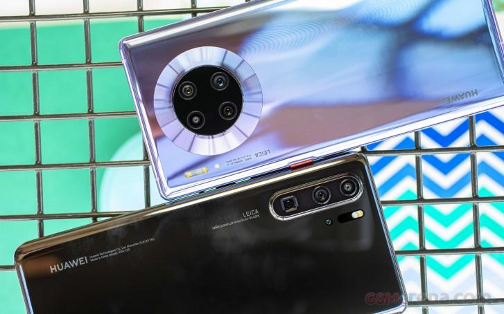 Huawei verkaufte 2019 240 Millionen Smartphones