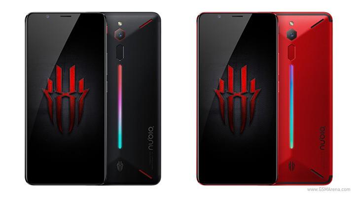 Nubia Red Magic Gaming Smartphone angekündigt, RGB LED Extravaganza im Schlepptau