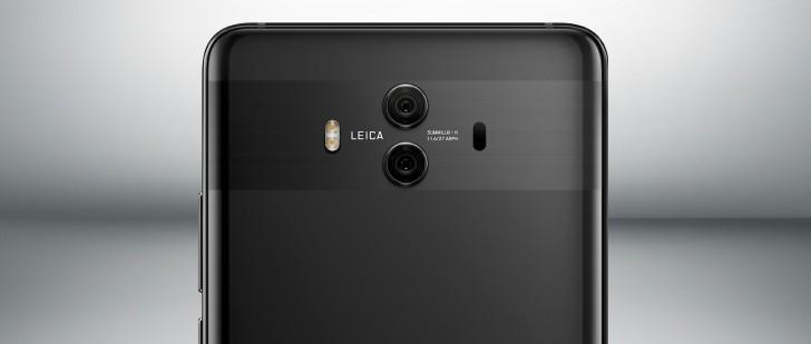 Huawei Mate 10 kommt mit QHD-Bildschirm, F / 1.6 Dual-Leica-Kamera