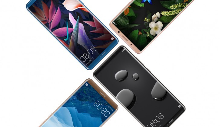 Huawei Mate 10 Pro und Porsche Design enthüllt mit 6