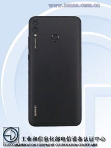Neues Huawei Handy mit Kunstlederrücken, Teardrop Kerbe bei TENAA entdeckt