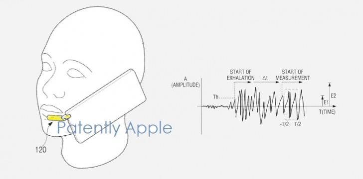 Galaxy Note9 kann einen in den S Pen eingebauten Atmungszylinder haben, das Patent enthüllt