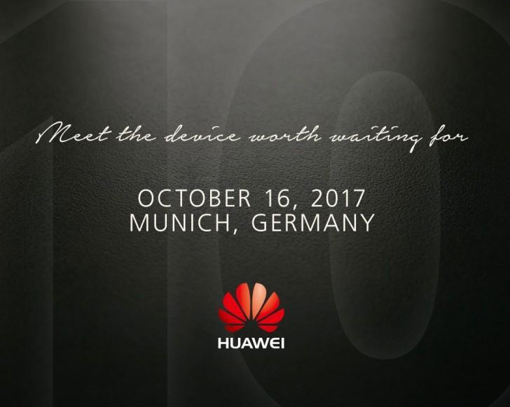 Hier ist ein offizieller Teaser für den Huawei Mate 10