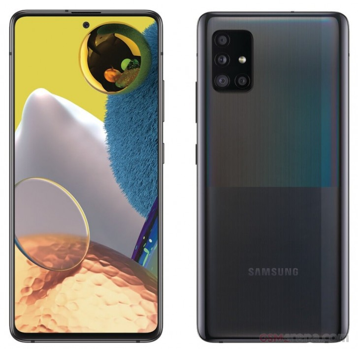 Samsung Galaxy A51 5G - offizielle Bilder