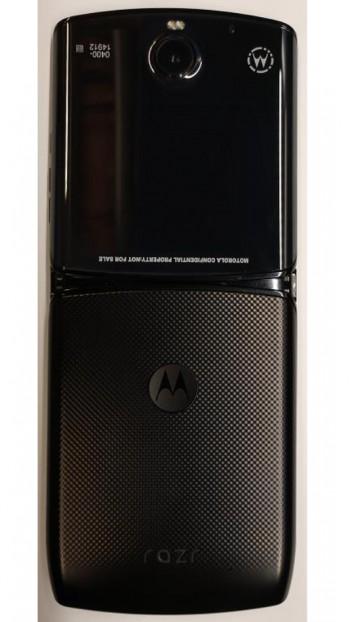Bilder von Motorola RAZR erscheinen ...