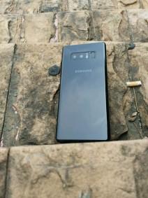 Galaxy Note8 Dummy Lecks in der Wildnis, Werbe-Materialien zeigen Spezifikationen