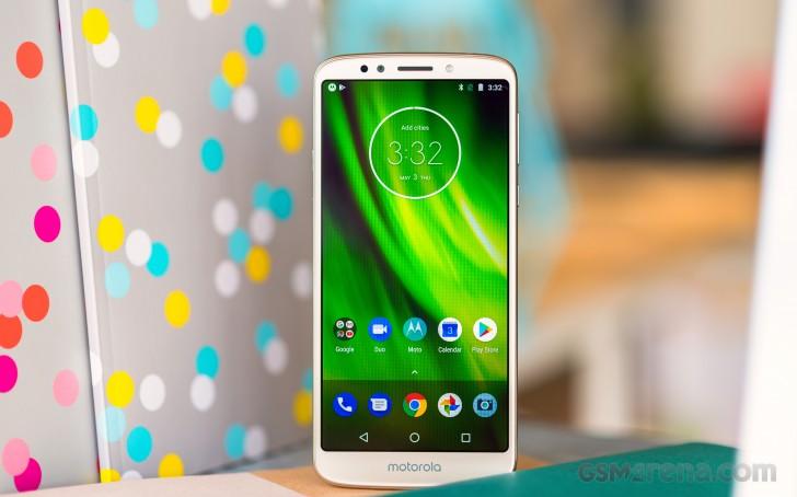 Motorola Moto G6 - neue Informationen