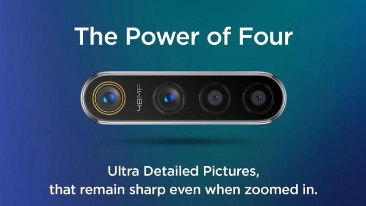 Realme 5s mit 48MP Quad-Kamera kommt am 20. November