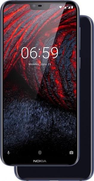 Nokia X6 startet offiziell als Nokia 6.1 Plus