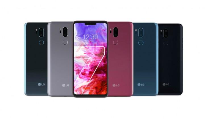 LG G7 ThinQ 6.1