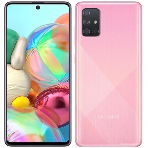 Hier ist unser bisher bester Blick auf das Samsung Galaxy A71 5G
