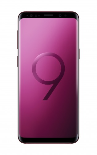 Samsung Galaxy S9 Duo kommt in Sunrise Gold und Burgunderrot