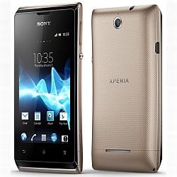 Entfernen Sie Samsung  SIM-Lock mit einem Code Sony Xperia E
