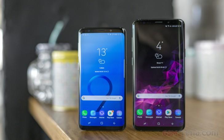 Samsung Galaxy S9 Umsatz in Südkorea übersteigt 1 Million