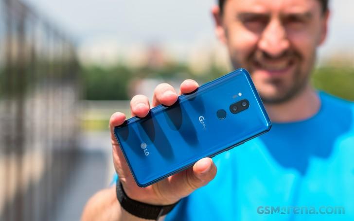 LG G7 ThinQ Überprüfung