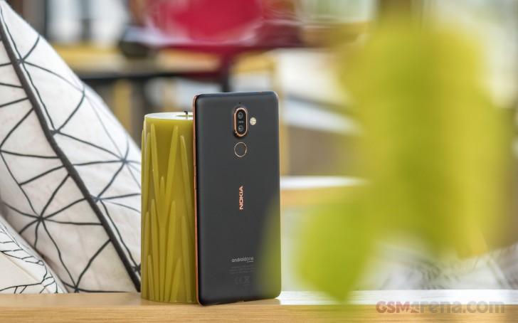 Kaufen Sie ein Nokia 6 (2018), 7 plus oder 8 Sirocco in Großbritannien, erhalten Sie einen Google Home Mini