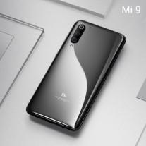 Transparentes Xiaomi Mi 9, benannt nach Alita: Battle Angel