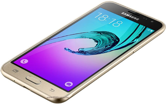 Nougat-Update startet AT & Ts Samsung Galaxy J3 (2016)