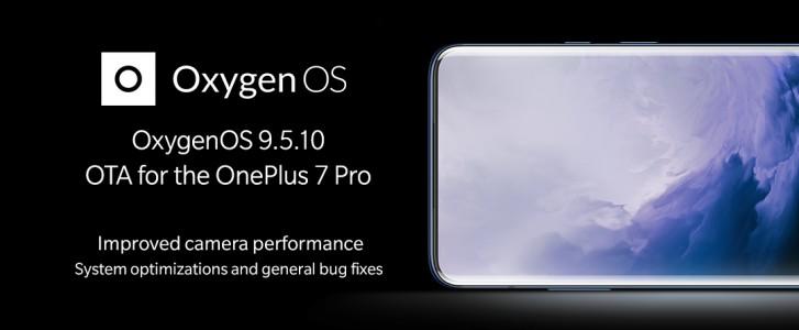 OnePlus 7-Update verbessert Kamera