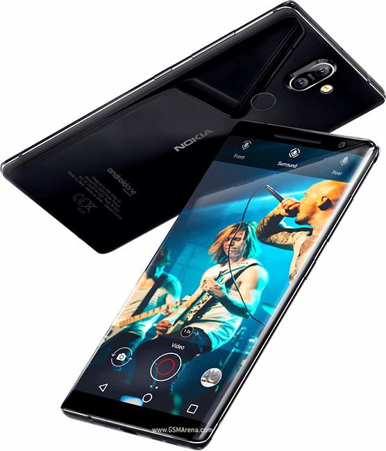 Nokia 8 Sirocco und Nokia 2 erhalten neue Updates