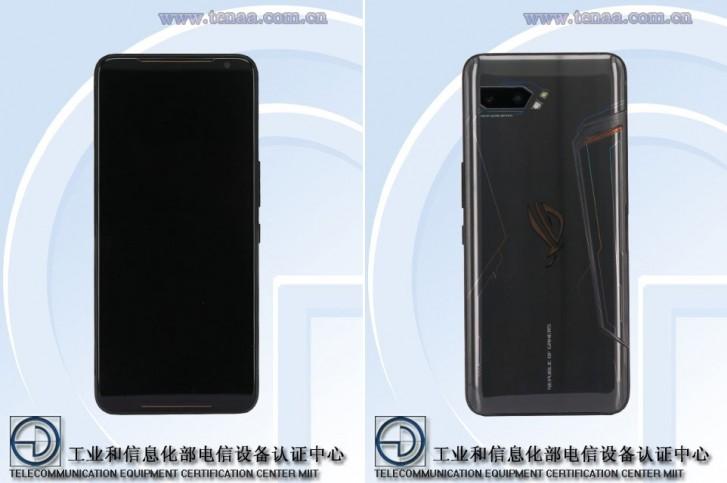 Die TENAA-Liste des Asus ROG Phone II wurde mit den vollständigen technischen Daten aktualisiert