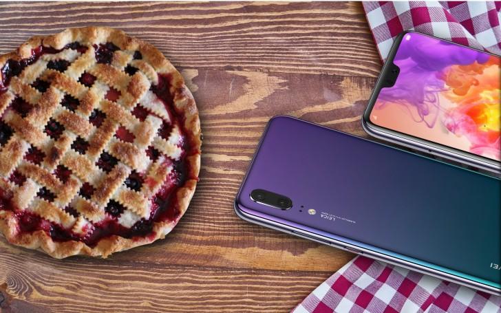Neues Huawei P20 und P20 Pro EMUI 9 Beta-Update veröffentlicht