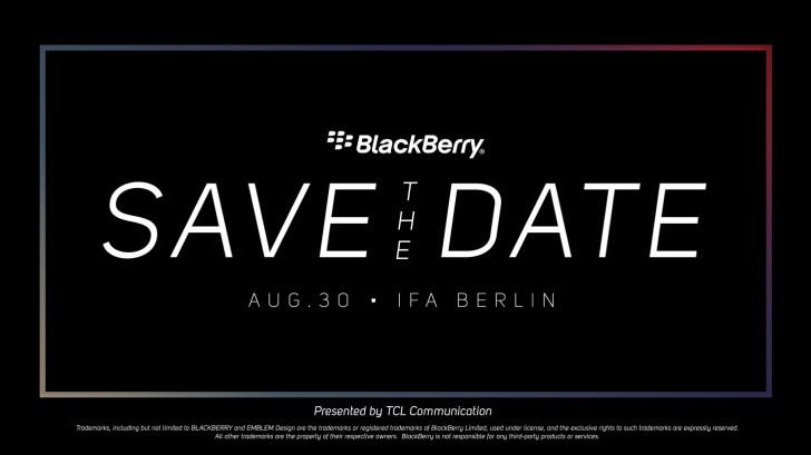 Neues BlackBerry-Handy kommt auf der IFA, wahrscheinlich der KEY2 LE