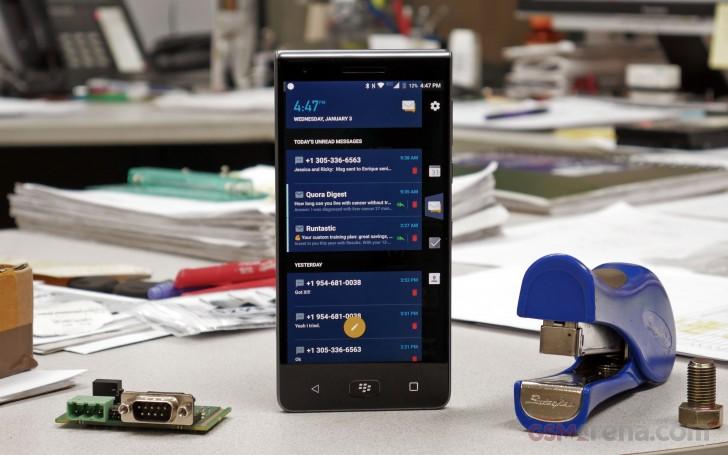 BlackBerry Motion Überprüfung