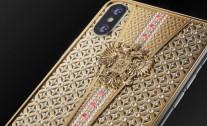 Caviar bringt einzigartiges iPhone X mit über 300 Edelsteinen für 34.000 Euro auf den Markt