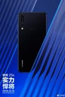 Die offiziellen Promo-Bilder von Lenovo Z5 zeigen drei schöne Farben