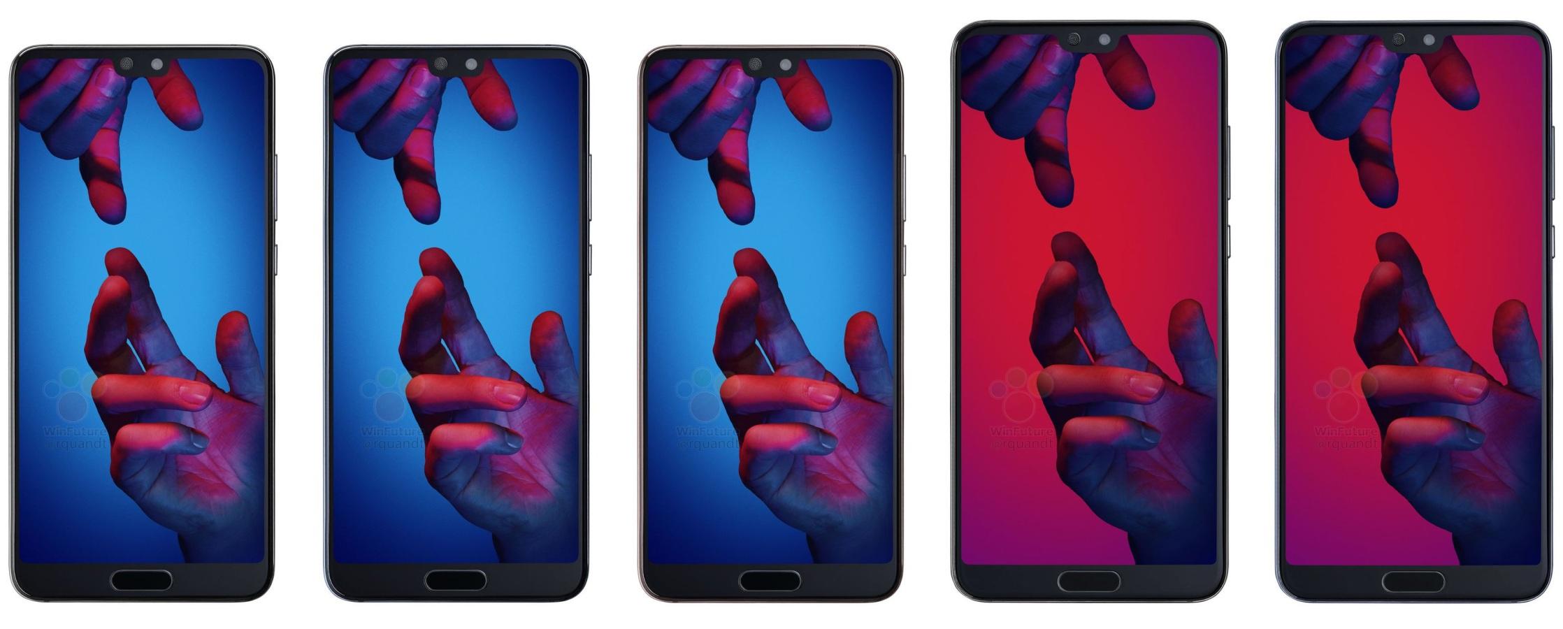 Huawei P20 kostet 679 Euro, P20 Pro wird in Europa 899 Euro kosten