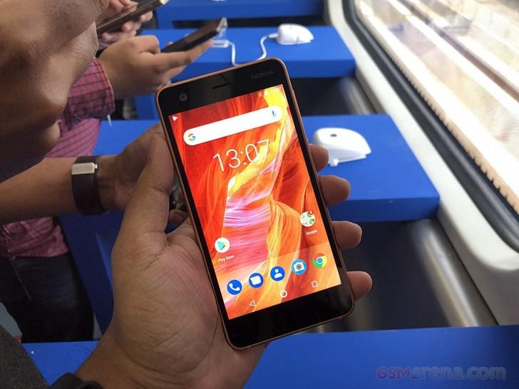 Nokia 2 wird in den USA vorbestellt und kostet 99 US-Dollar