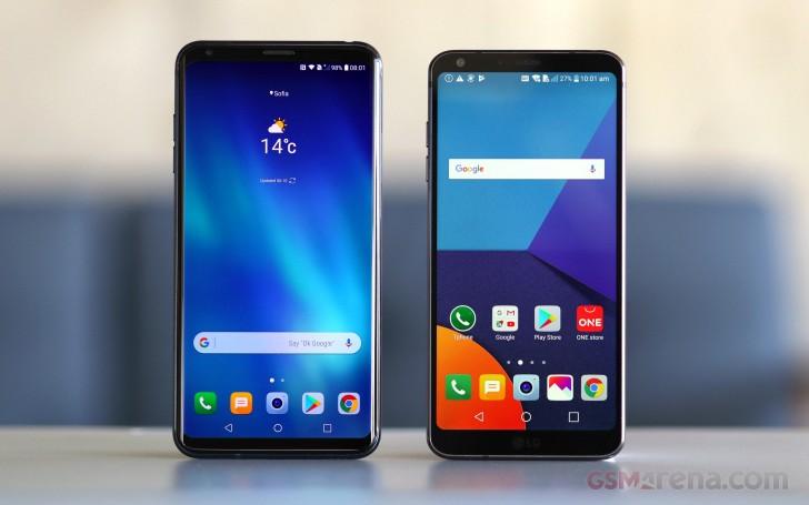 LGs Non-G7 kommt mit einem LCD anstelle eines OLED-Displays als kostensenkende Maßnahme