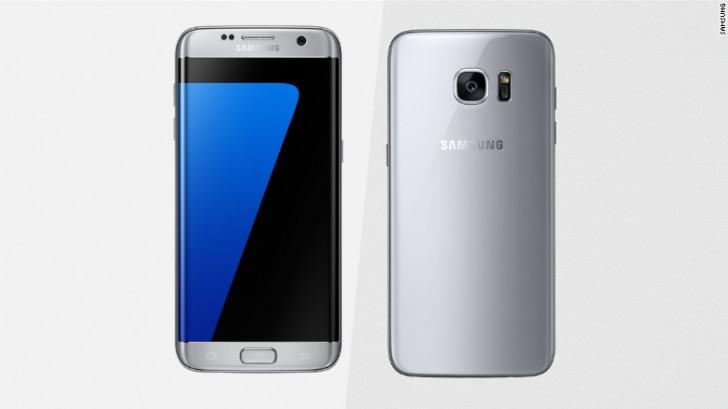 Samsung Galaxy S7 / S7 Edge von AT & T wurde mit der neuen mobilen Hotspot APN-Unterstützung aktualisiert, AirWatch fix