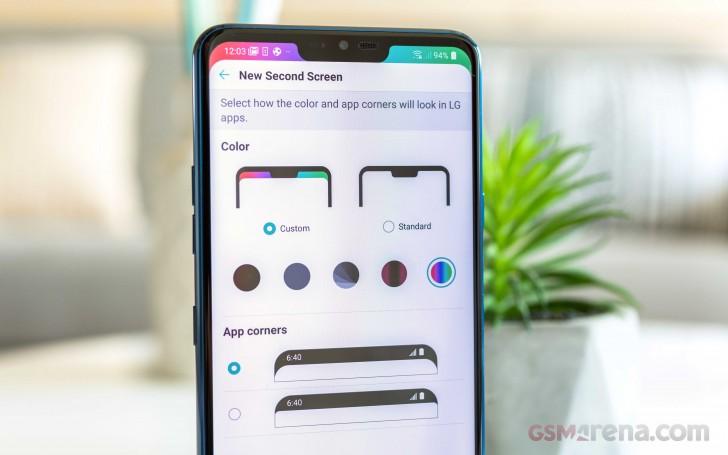LG G7 + ThinQ schlägt Indien für INR 39.990