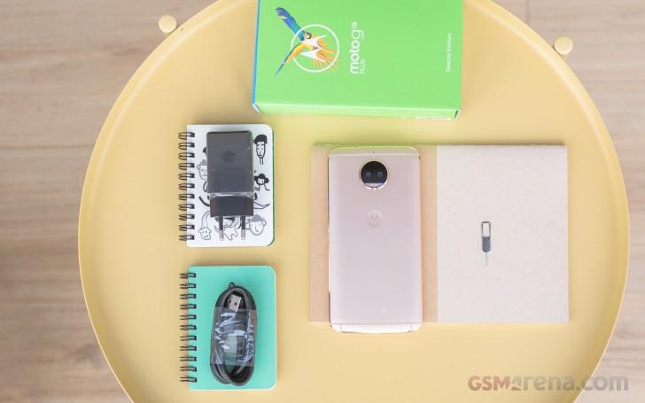 Motorola Moto G5S Plus Hauptmerkmale