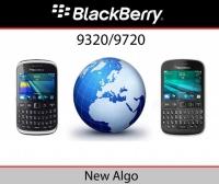 Entsperren von Code für Blackberry 9320 9720 Neuer Algorithmus