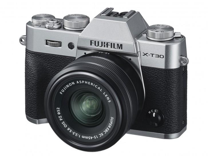 Bei der Fujifilm X-T30 handelt es sich ...