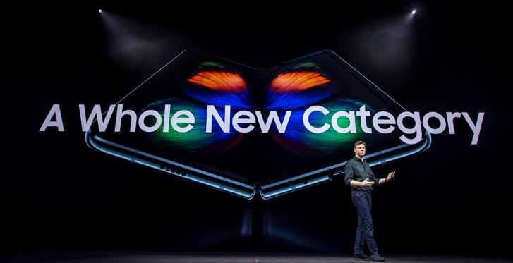 Samsung Galaxy Fold ist fast bereit, ...
