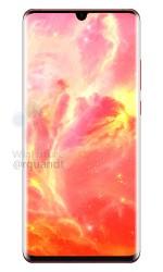 Das Huawei P30 Pro erscheint in Sunrise Red, das Nicht-Pro-Modell verfügt über eine 3,5-mm-Buchse