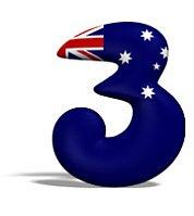 3 Hutchison Australien iPhone SIM-Lock dauerhaft etsperren