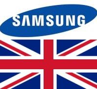 Samsung Großbritannien SIM-Lock Entsperrung